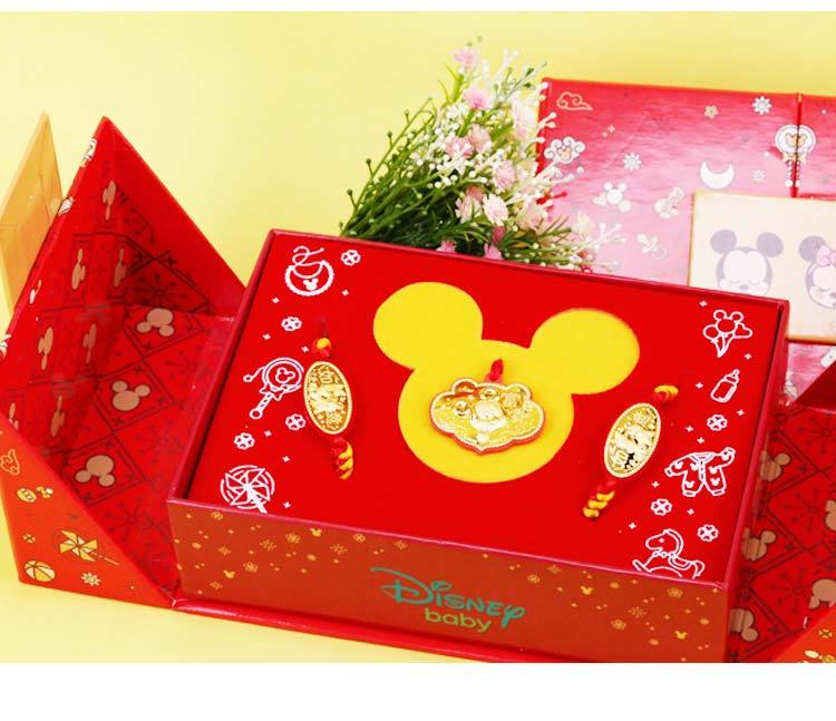 迪士尼彌月禮盒